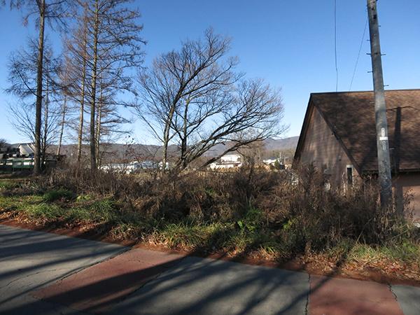 [土地] 茅野市豊平 八ヶ岳の景色を楽しめる土地116坪 20250詳細ページへ