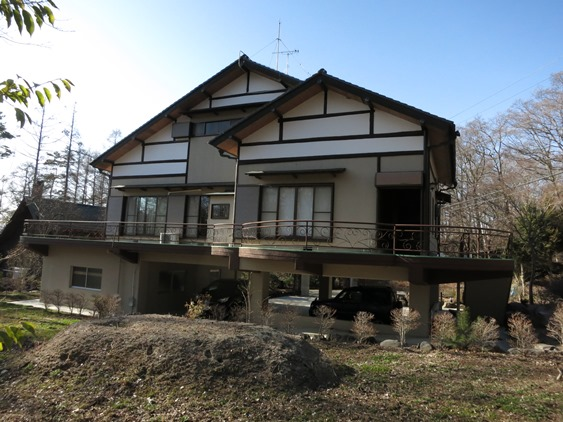 [中古建物] 原村村営別荘地内の中古住宅 室内和風建築 20256詳細ページへ