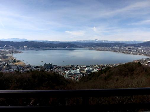 [中古マンション] 諏訪あさぎりの郷8階物件 諏訪湖一望の景色が楽しめます。20296 詳細ページへ