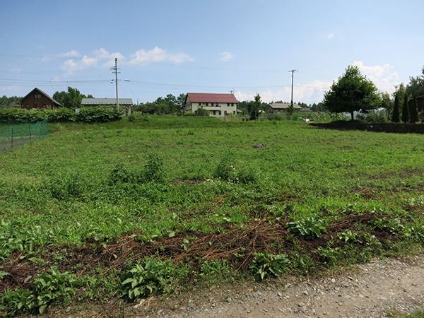 検討中 [土地] 茅野市北山 バラクラ道向いエリアの田舎暮らし向け土地 13115詳細ページへ