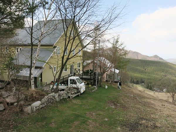 [中古ペンション] 長野県 長和町姫木平 開放的な景色が魅力の中古ペンション 20309詳細ページへ