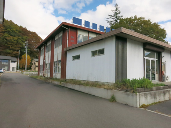 [工場、倉庫] 長野県茅野市本町の2階建て倉庫工場 20382詳細ページへ